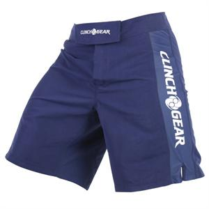 Clinch Gear Pro Series Shorts - Navy/White
